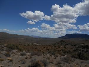 Der Karoo National Park.